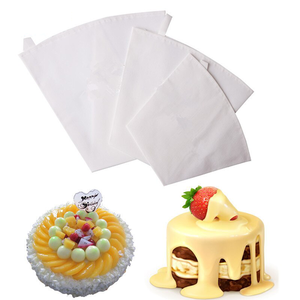 Reusable Cloth Pastry Cake Decorating Tool 38 cm, 24 cm - bakeware bake house kitchenware bakers supplies baking