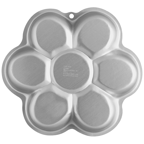 Aluminium Flower Cake Mold - bakeware bake house kitchenware bakers supplies baking