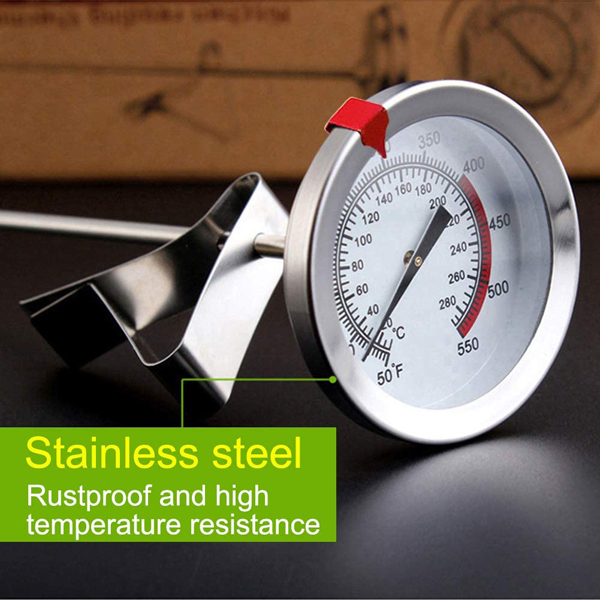 Analogue Meat Candy Thermometer - bakeware bake house kitchenware bakers supplies baking