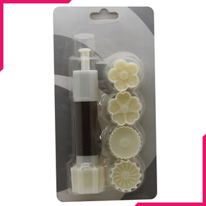 Fondant Multi Shapes Plunger Cutter Set