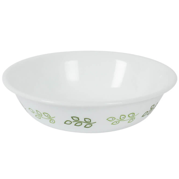 Corelle Livingware 1 qt Serving Bowl Neo Leaf - bakeware bake house kitchenware bakers supplies baking