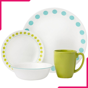 Corelle Livingware Series 16 Pc Set South Beach