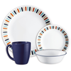 Corelle Livingware Series 16 Pc Set Payden - bakeware bake house kitchenware bakers supplies baking