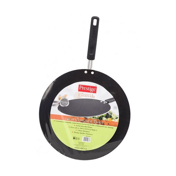 Prestige Concave Tawa 34cm - bakeware bake house kitchenware bakers supplies baking