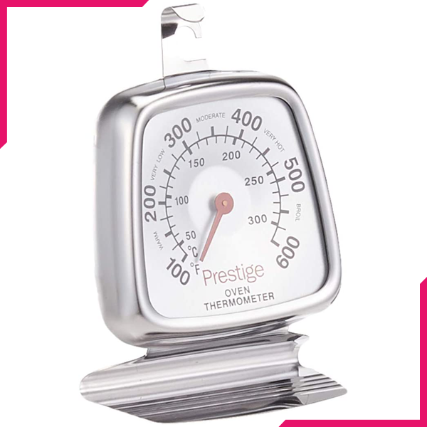 Prestige Oven Thermometer - bakeware bake house kitchenware bakers supplies baking