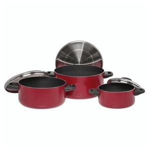 Prestige Classique Cook Set 6Pcs - bakeware bake house kitchenware bakers supplies baking