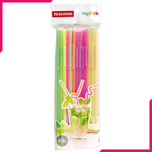 Tescoma Mydrink Long Neck Drinking Straws