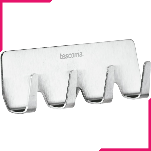 Tescoma Stainless Steel Hook 4 Ct - bakeware bake house kitchenware bakers supplies baking