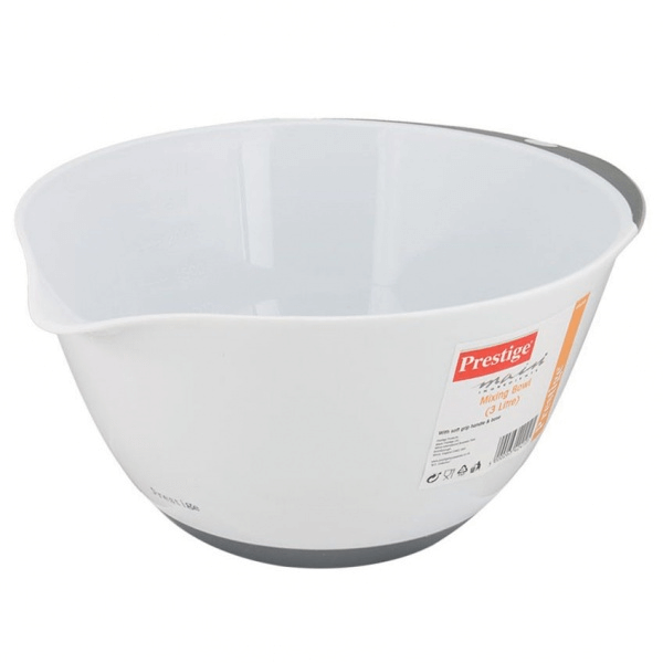 Prestige Mixing Bowl 3Ltr - bakeware bake house kitchenware bakers supplies baking