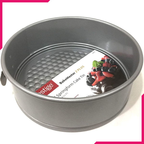 Prestige 20 Cm Spring Pan - bakeware bake house kitchenware bakers supplies baking