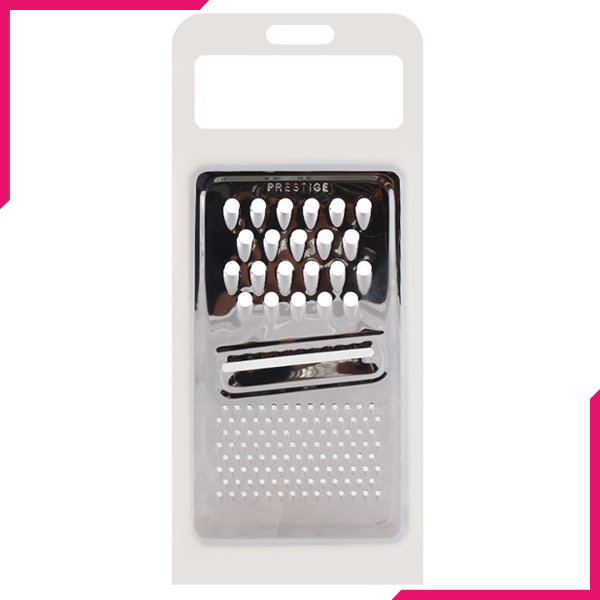 Prestige Flat Grater - bakeware bake house kitchenware bakers supplies baking