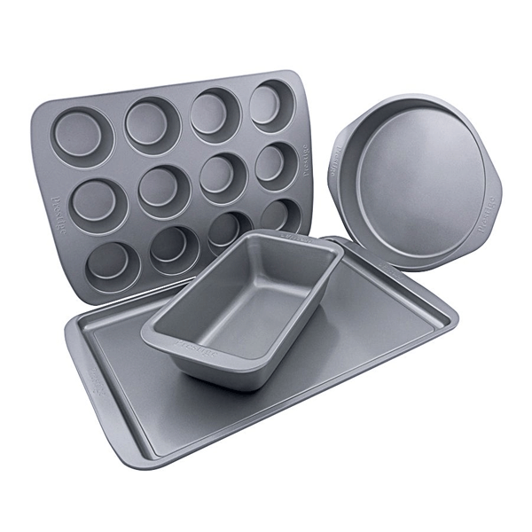 Prestige 4Pcs Bakeware Set - bakeware bake house kitchenware bakers supplies baking