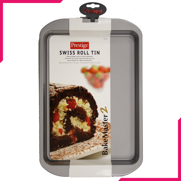 Prestige Swiss Roll Tin - bakeware bake house kitchenware bakers supplies baking