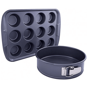 Prestige Spring And 12 Cup Muff Pan