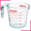 Pyrex 2-Cup Glass Measuring Cup 500ml - bakeware bake house kitchenware bakers supplies baking