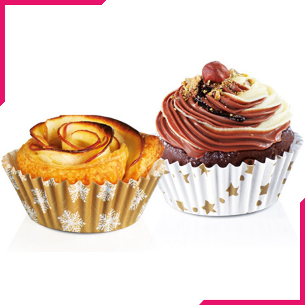 Tescoma Delicia Cupcake Liners 60Pcs