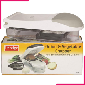 Prestige Onion / Vegetable Chopper - bakeware bake house kitchenware bakers supplies baking