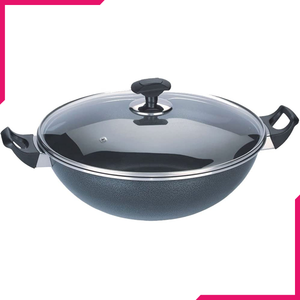Kitchen King Non-Stick Proto Wok Pan 24Cm