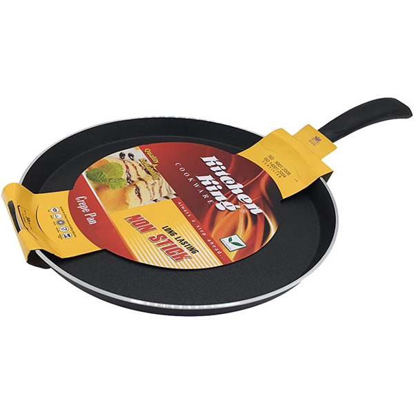 Kitchen King Crepe Pan 30cm GRAY - bakeware bake house kitchenware bakers supplies baking