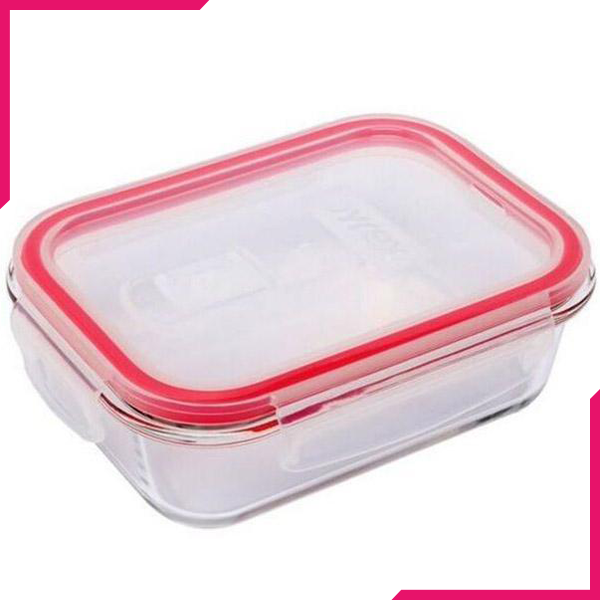 Pyrex Easy Vent Square Glass Food Storage Container - bakeware bake house kitchenware bakers supplies baking
