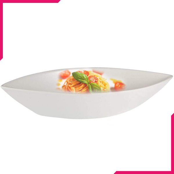 Symphony Oval Bowl 34x13cm - bakeware bake house kitchenware bakers supplies baking