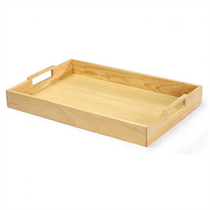 Billi Wooden Tray Large - bakeware bake house kitchenware bakers supplies baking