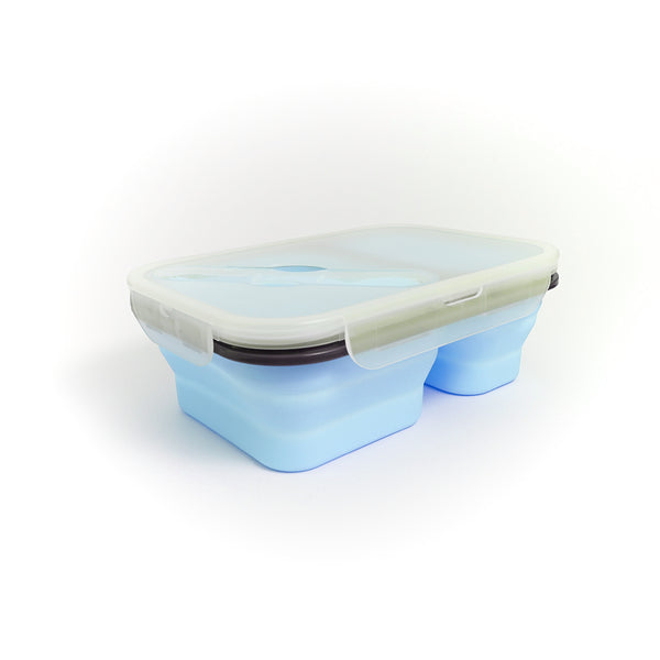 Collapsible Silicone Lunchbox - Medium