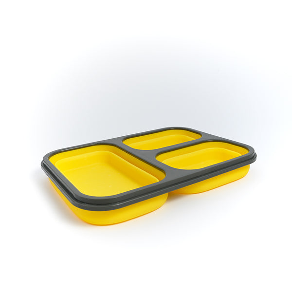 Collapsible Silicone Lunchbox - Large