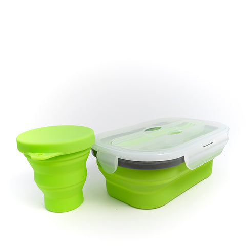 Cup / Small Lunchbox Set