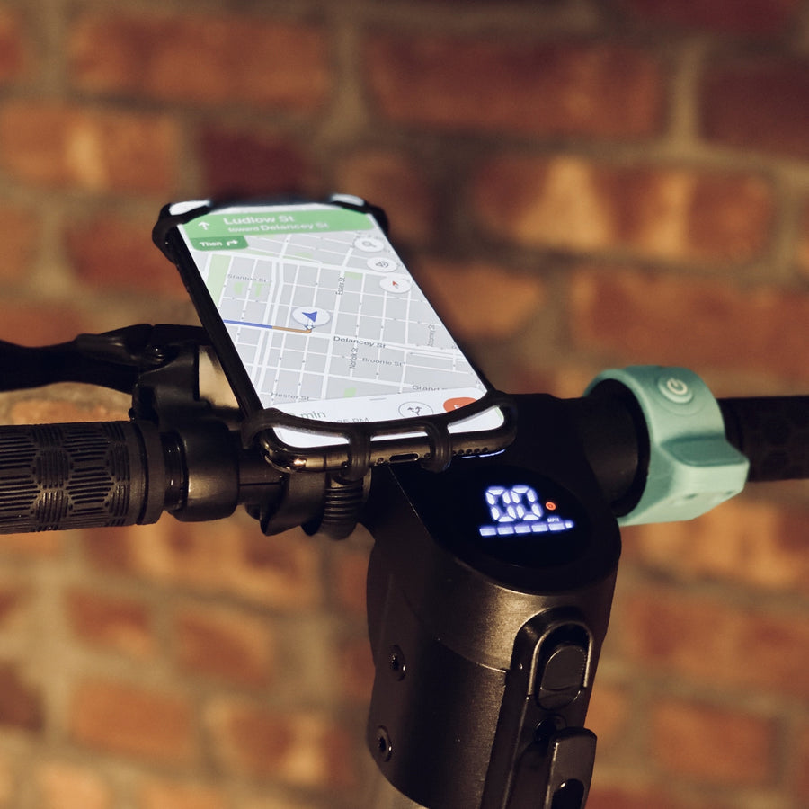Electric Scooter Phone Holder
