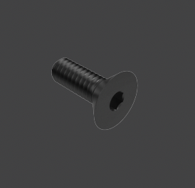 Top Unit Assembly Screws (M5 x 10mm)
