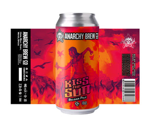 Kiss The Sun - Belgian Pale (440ml Cans)
