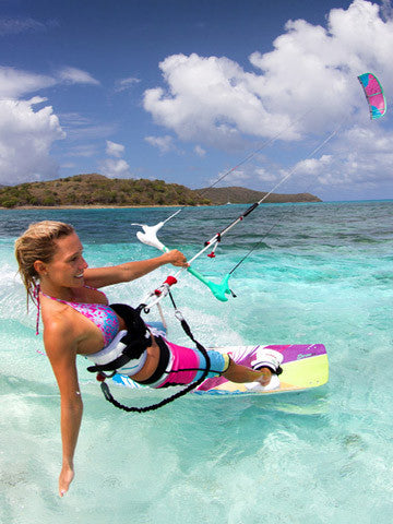 Advanced Kitesurfing Lesson