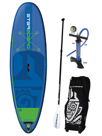 Starboard Whopper Zen Inflatable SUP Package