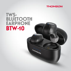 Thomson BTW10 True Wireless Bluetooth Earbuds