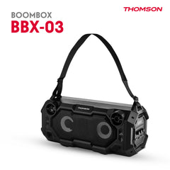 Thomson BBX03 35 W Portable Bluetooth Party Speaker with TWS Function