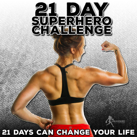 Become the Best Version of Yourself in 21 Days