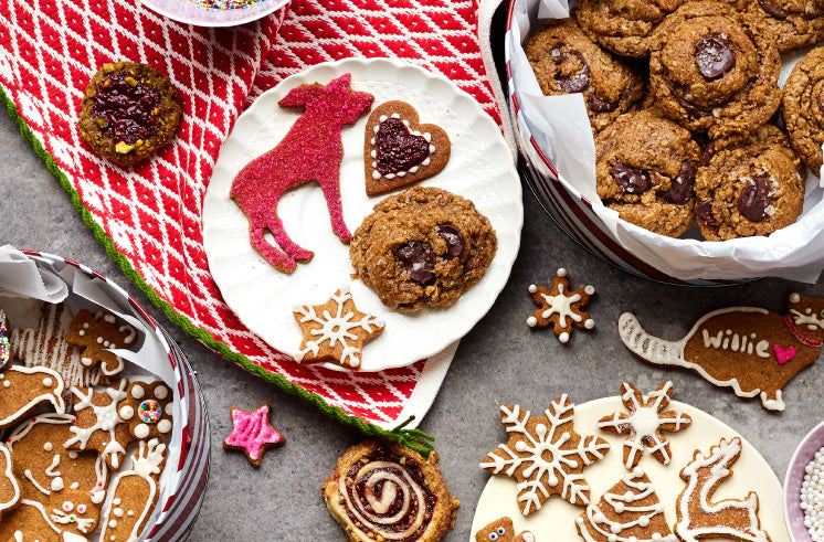 3 Holiday Cookie Recipes You'll Go Crazy For