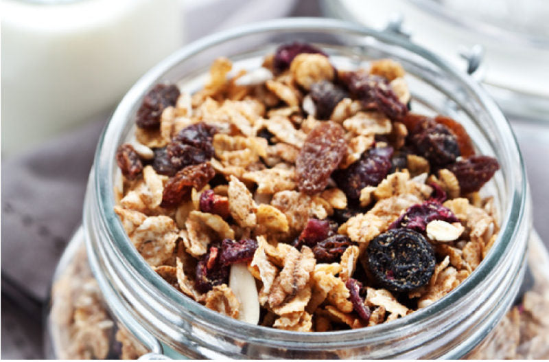 Kickstart your day with Chia Seed Granola
