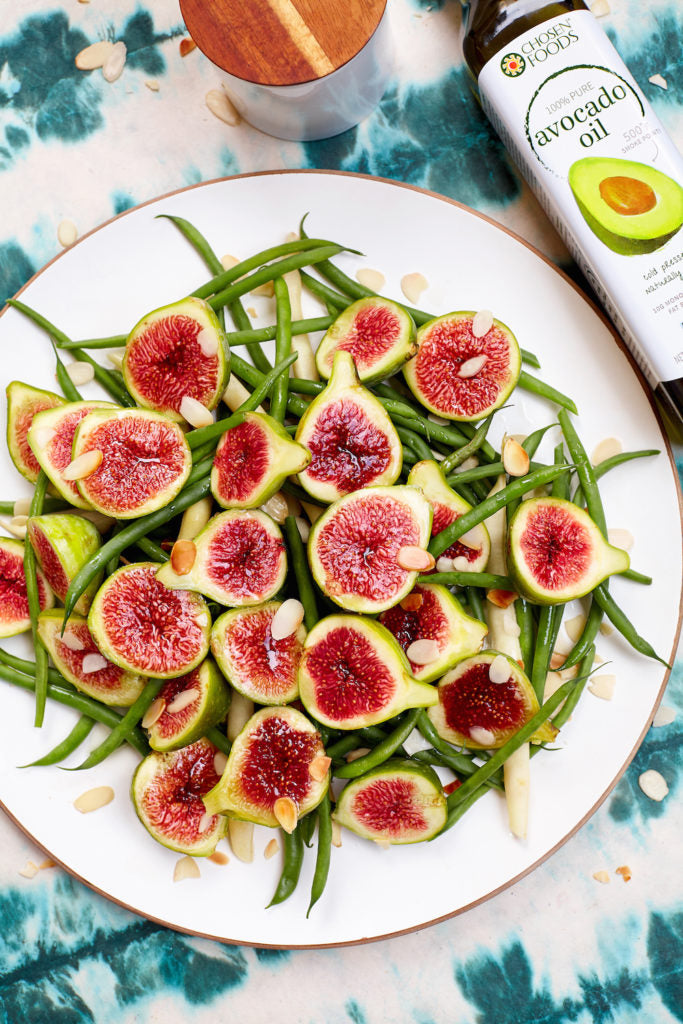Fig and Green Bean Salad3
