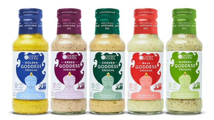 Healthy Cooking Sprays, Oils & Mayonnaise | Chosen Foods