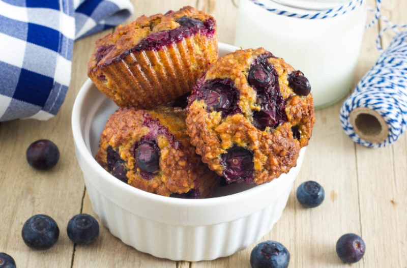 Chosen Foods Healthy Blueberry Muffins