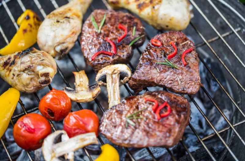 Healthy Summer Grilling