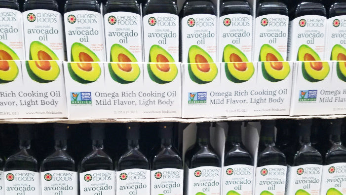 Chosen Foods Avocado Oil at Costco