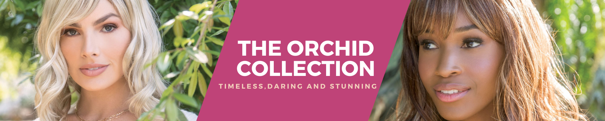 The Orchid Collection by René of Paris™.