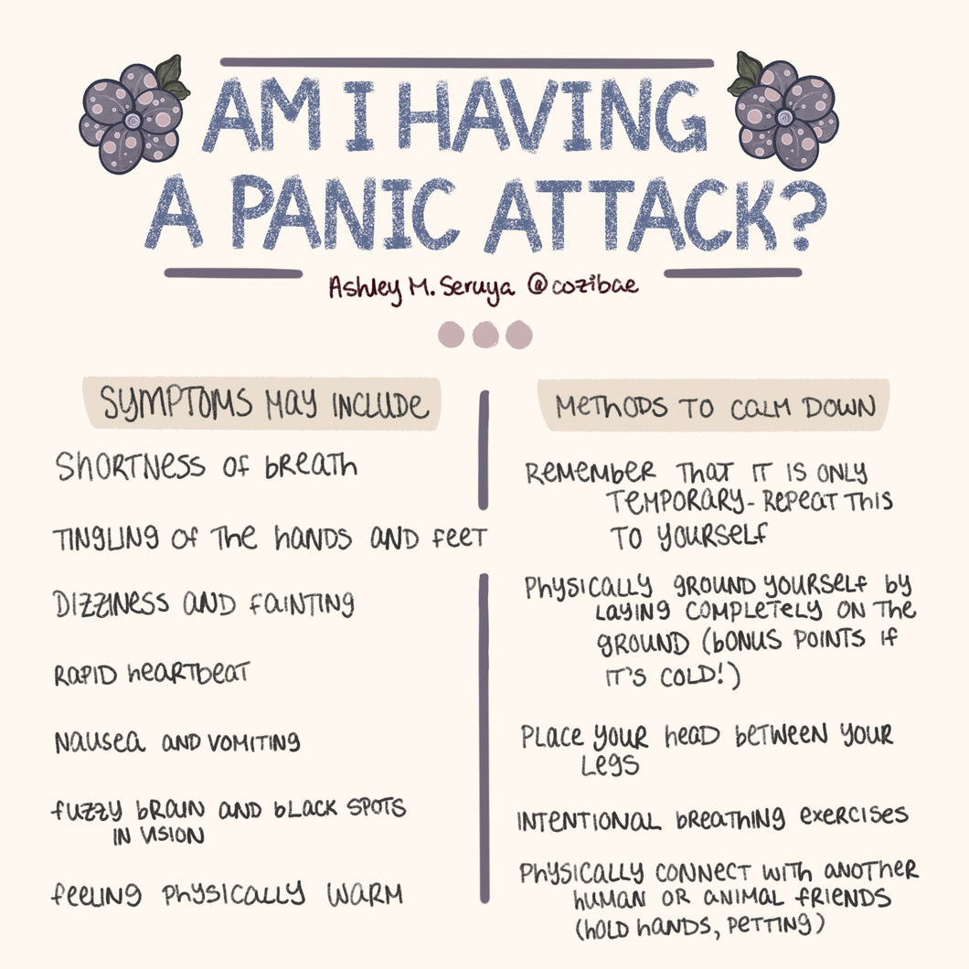 Am I Having a Panic Attack?