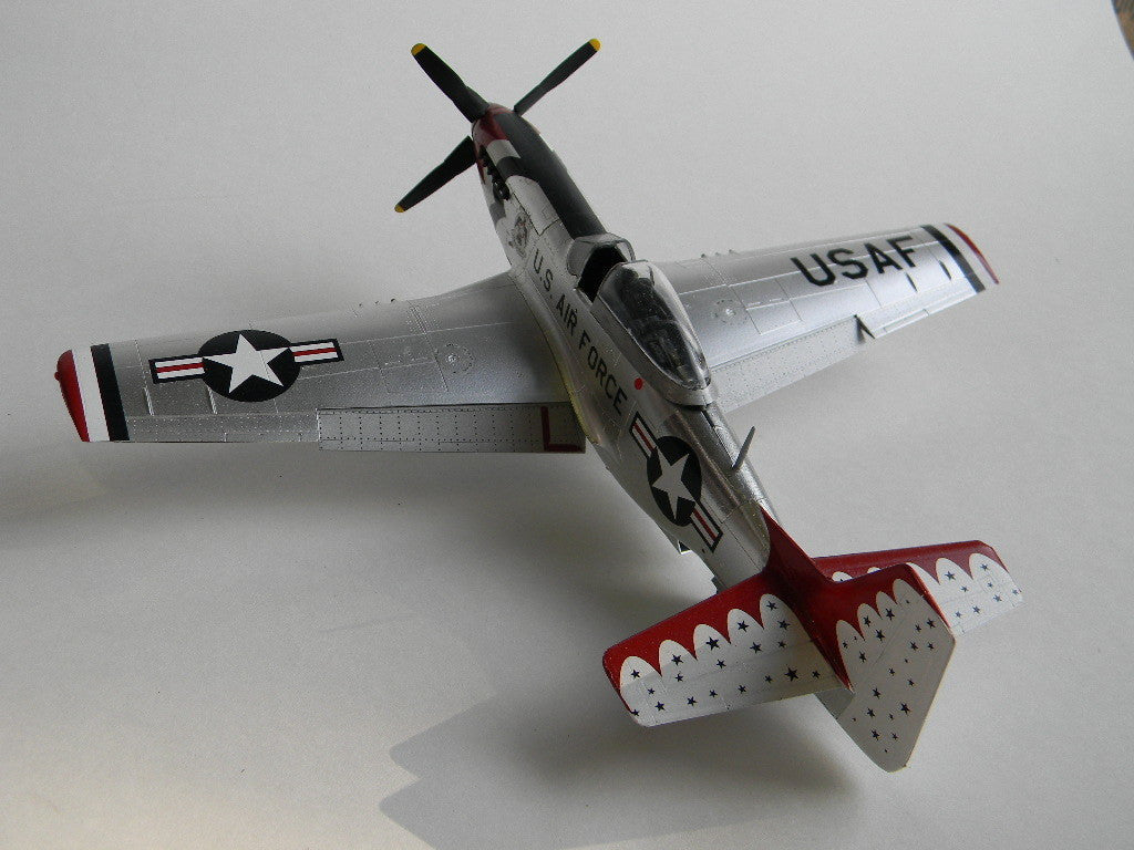 What If the Thunderbirds Flew P-51D Mustangs in 1948 Decals 1/32 005