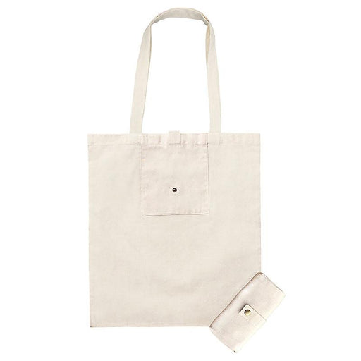 BuiBui 5oz foldable cotton bag