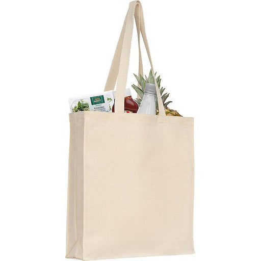 Aylesham 8oz Cotton Tote Natural