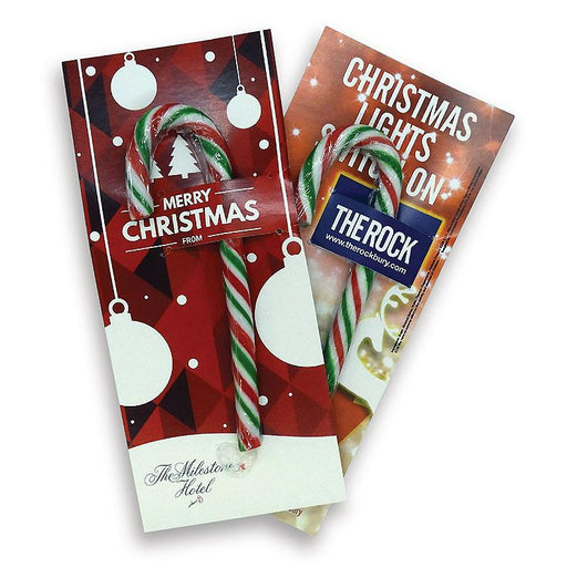Candy Cane Cards